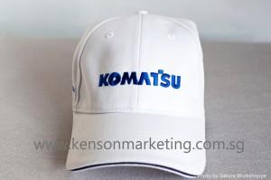 Komatsu Cap - 01